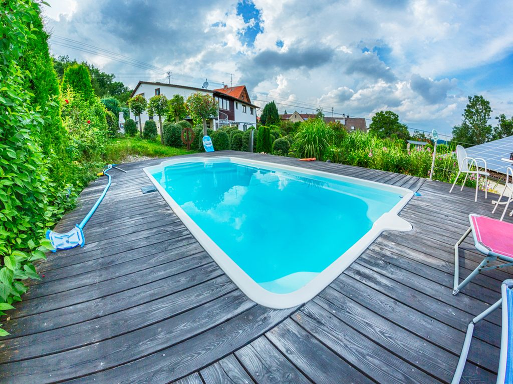 Ferienwohnung Mit Pool Tannheimer Tal Apartment In The Allgäu Bavaria With Garden And Pool W Lan 4 Car Parking Spaces Ottobeuren
