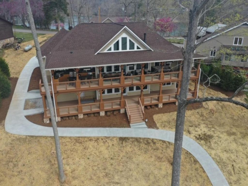 Dining Lounge Exclusive New Home Offering Outdoor Kitchen Dining Lounge Area W 3 Radiant Heatr Big Creek