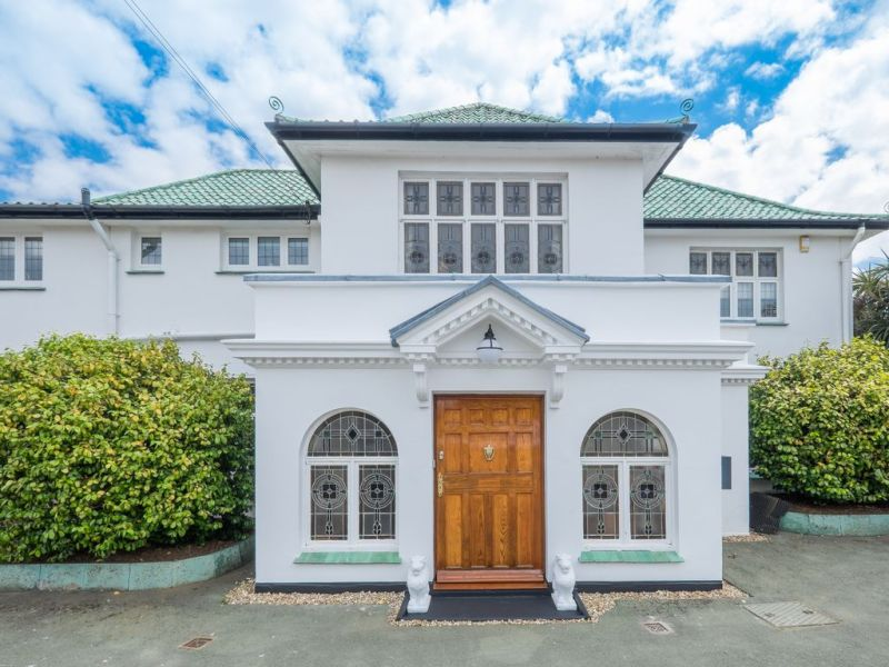 Large Of Art Deco House