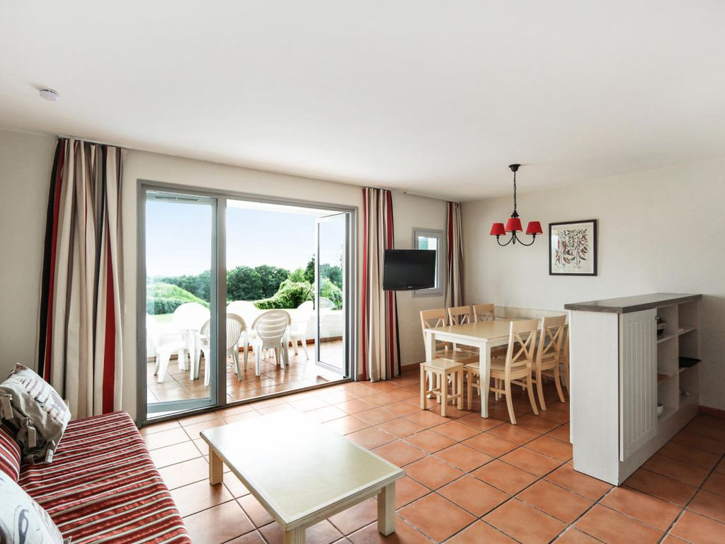 Pierre Et Vacances Anglet Residence Les Terrasses D Arcangues Maeva Individual 3 Rooms 8 People Comfort Arcangues