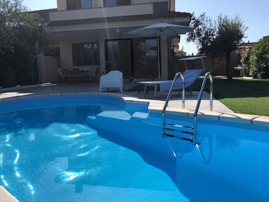 Ferienhaus Mit Pool Villasimius Villa With Pool In A Quite Village Near The Beautiful Sandy Beach Of Costa Rei Castiadas