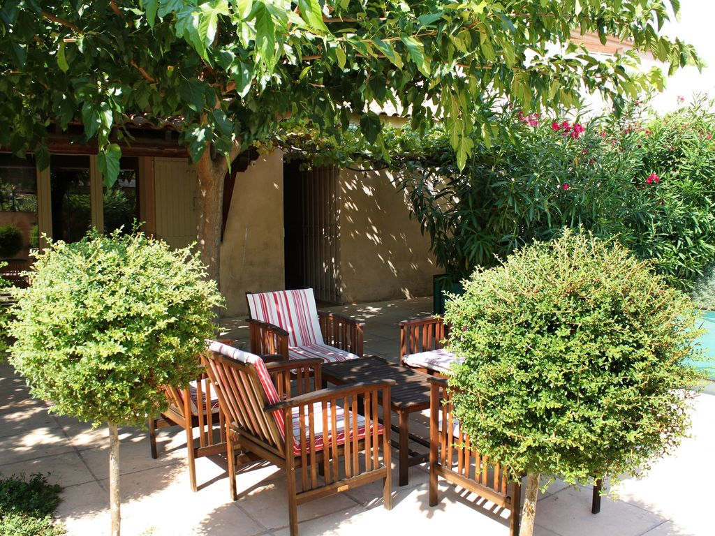 Lacoste Terrasse Du Port Charming Cottage In Provence Private Pool And Garden Homeaway