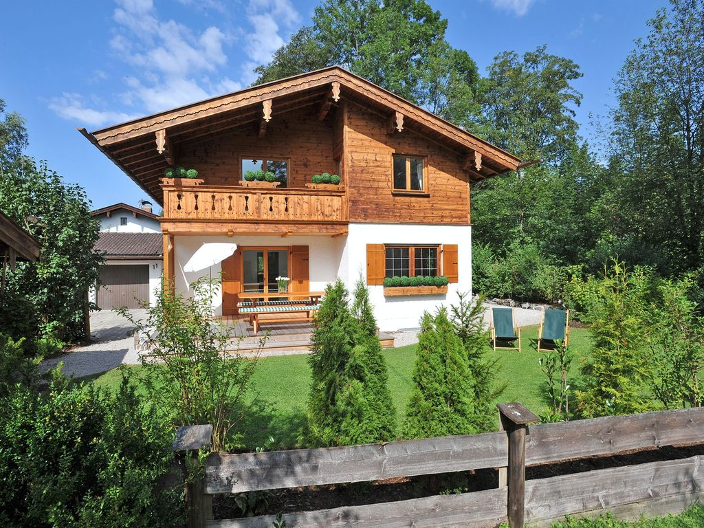 Ferienhaus Mit Pool Chiemsee Luxury Holiday House Located In Rottach Egern Vrbo