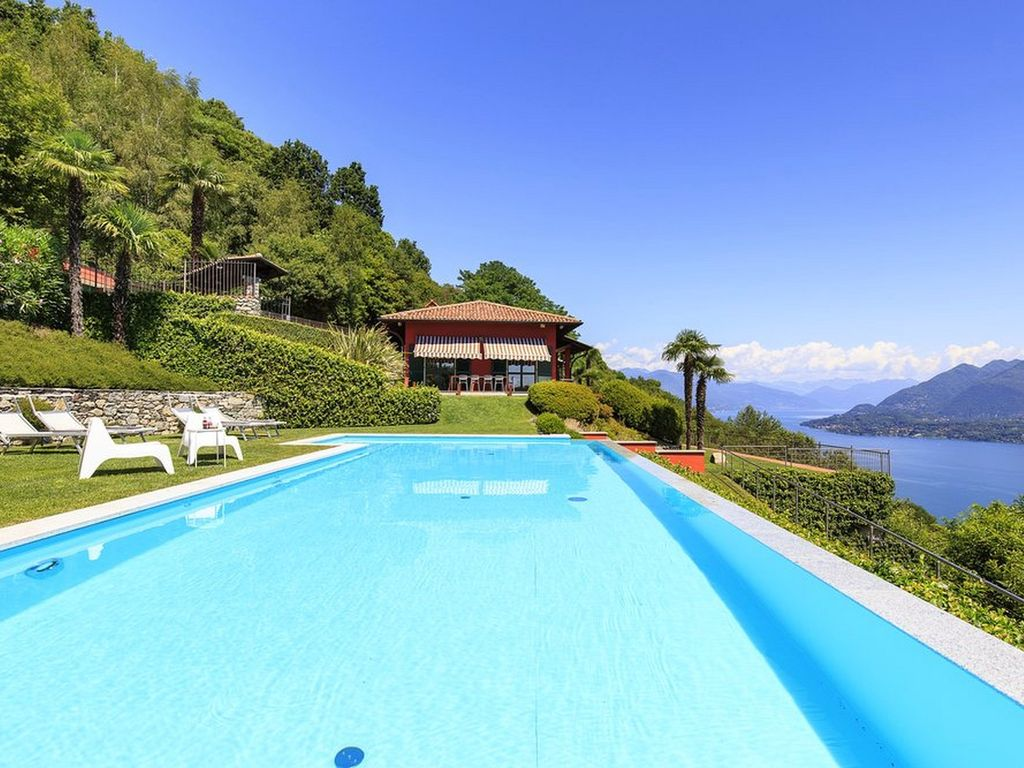 Ferienwohnung Mit Pool Ortasee Superb Villa With Pool And Amazing Views On Lake Maggiore Renovated Stresa