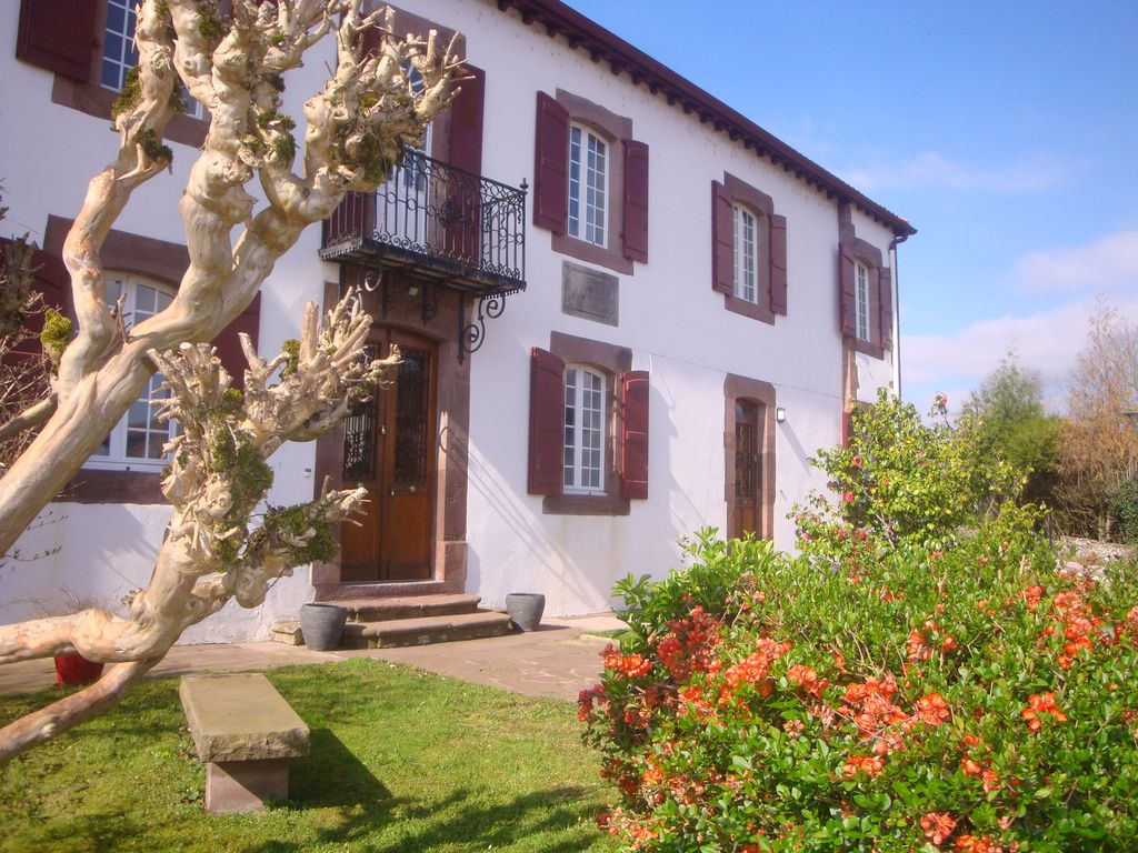 St Jean De Pied De Port House In St Jean Pied De Port 110 M2 Duplex 6 People Saint Jean Pied De Port