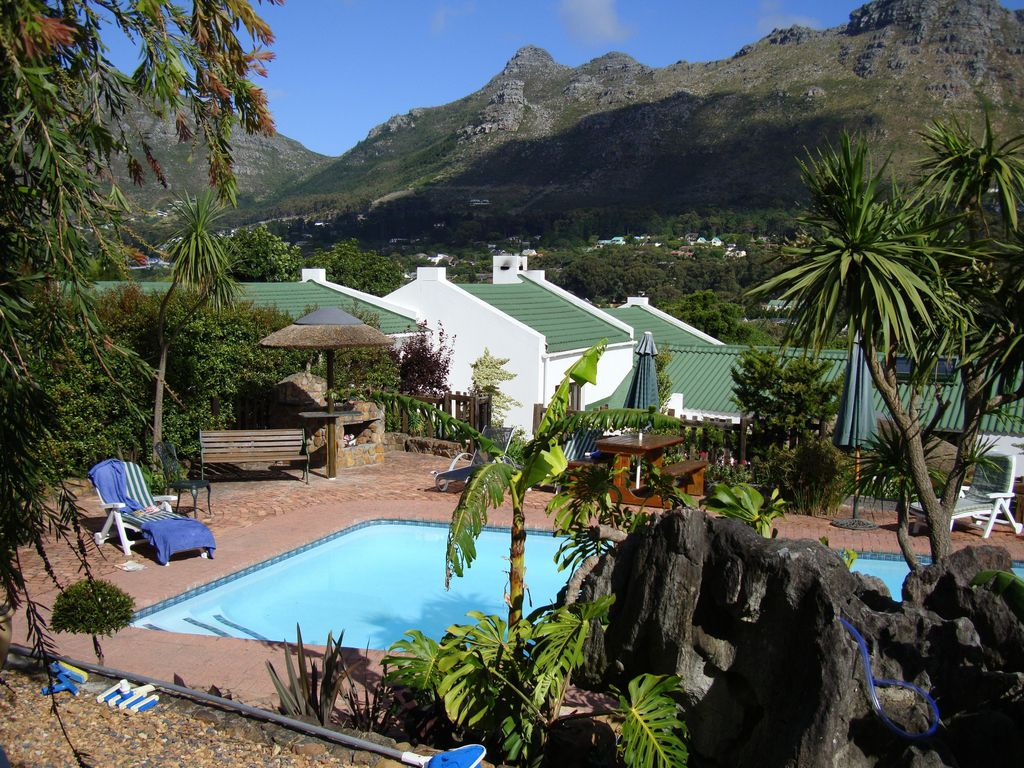 Ferienwohnung Mit Pool Nrw Modern Holiday Accommodation With Large Garden Pool And Views Hout Bay