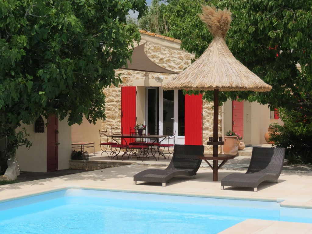 Hotel Salon De Provence Guesthouse In Mas Provencal In Salon De Provence With Pool And