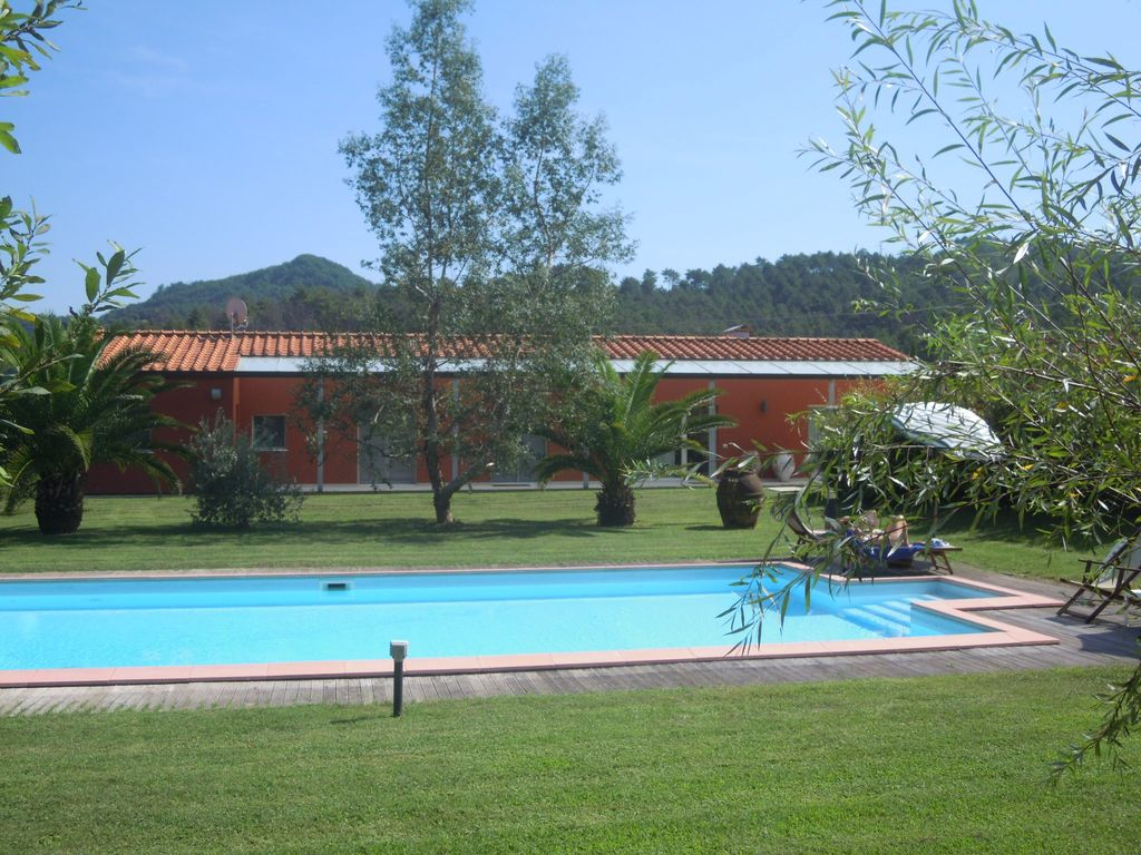 Ferienhaus Mit Pool Lucca Light And Refined Villa With Pool Surrounded By Green Hills Of Lucca Lucca