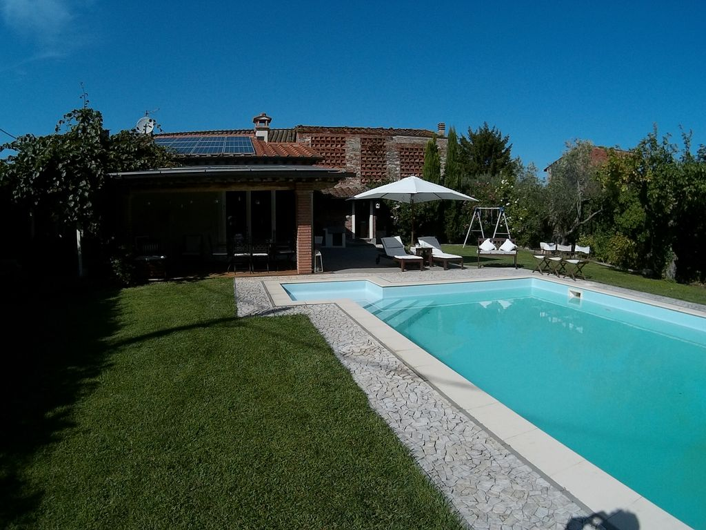 Ferienhaus Mit Pool Lucca The Newly Built Beppe Garden Annex With Swimming Pool And Spa Lucca