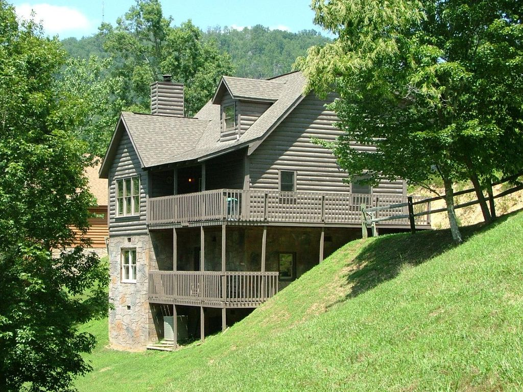 Vrbo Ponderosa Close To Dollywood With Free Wifi Country Pines Resort