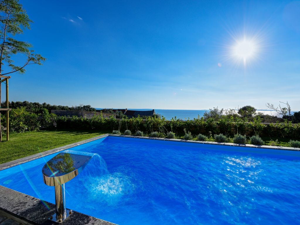 Pool Filteranlage Set Modern And Luxurious Villa Thalia With Seaview Heated Swimming Pool And Bbq Novalja