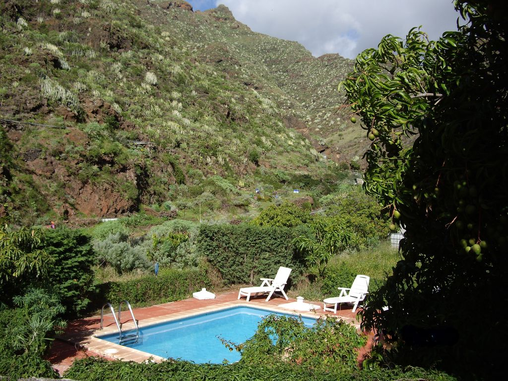 Cash Pool Teilnehmer Bed With Pool In Anaga Rural Park Close As 40 Meters Sea Level Santa Cruz De Tenerife