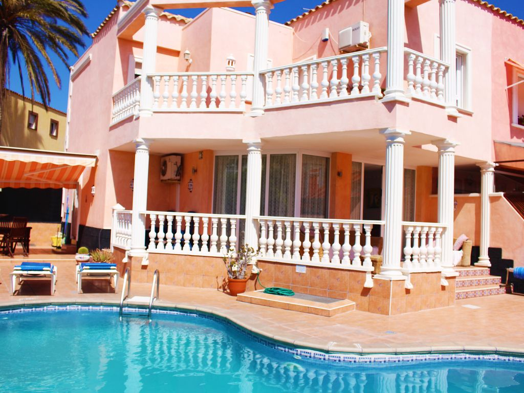 Pool Reinigen Mit Em Vista Hermosa 3 Bed Villa With Optional 2 Bed Flat Heated Pool Homeaway