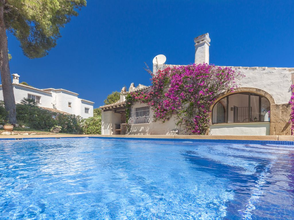 Ferienhaus Mit Pool In Xabia Nice And Sunny 2 Bedroom Holiday Villa With Private Pool And Wifi In Javea 3km Jávea