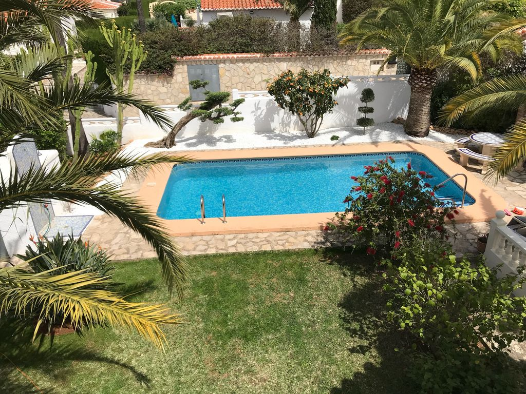 Outdoor Whirlpool Cheap With Private Pool Private Outdoor Whirlpool In A Quiet Central Location Dénia