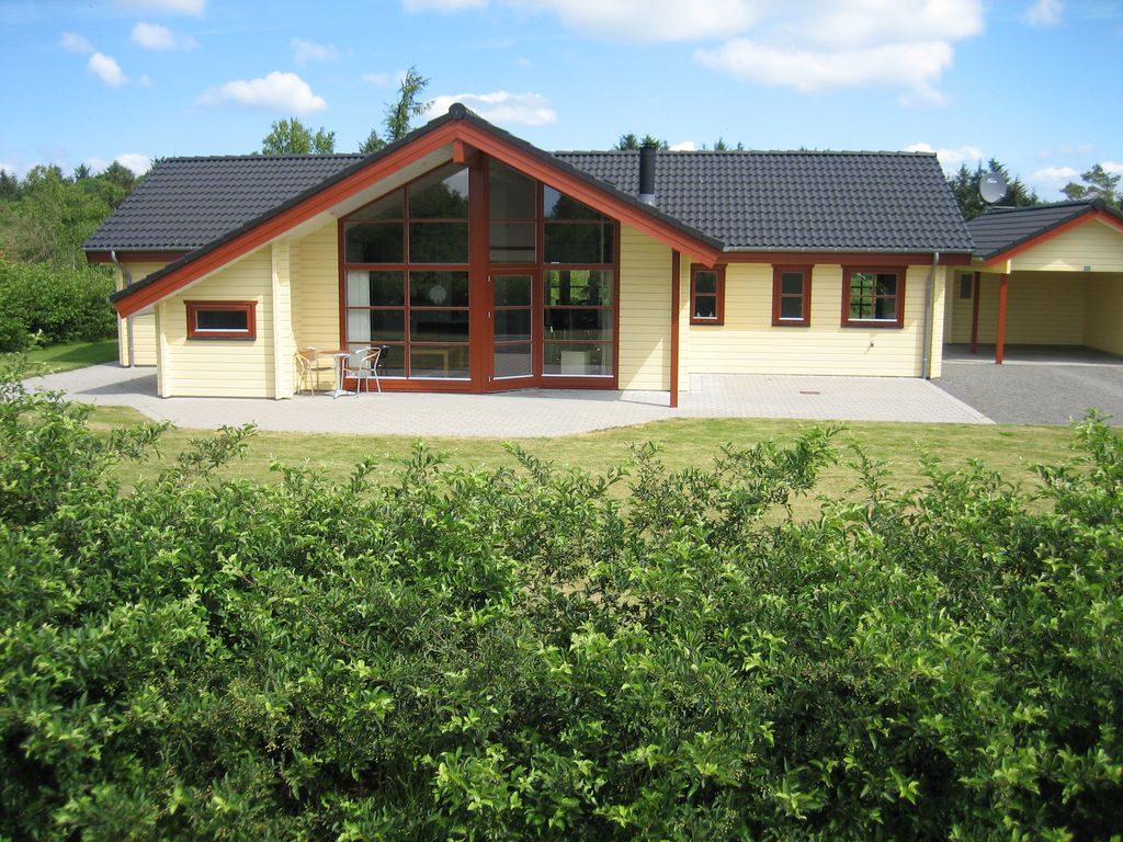 Kaminofen Varde Fanö Neure Beautiful 140m2 Block House For 6 People 3 Bedrooms And Alcove Jegum