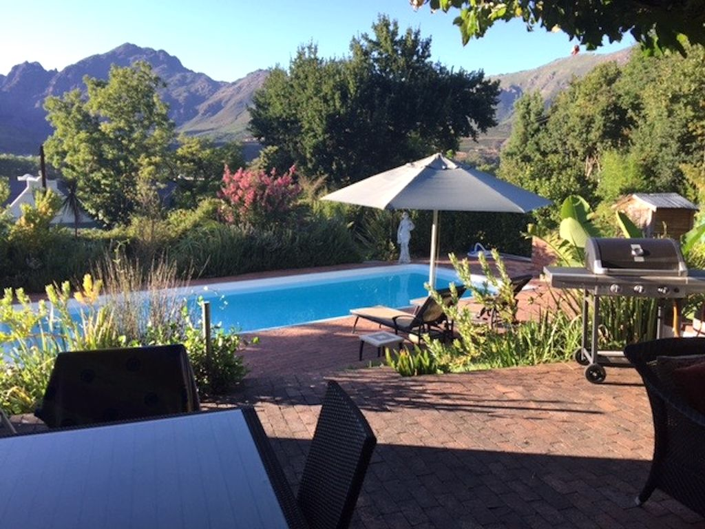 Pool Garten Hessen Zulema House De Kraal Estate Ideal Starting Point For Golfers Stellenbosch