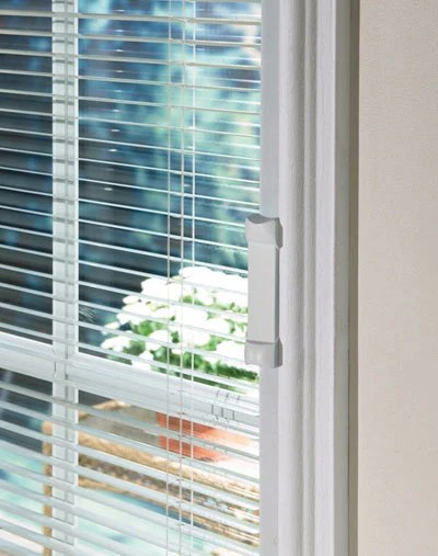 E Screen Blinds Odl Enclosed Blinds Built In Door Window Treatments For Entry Doors