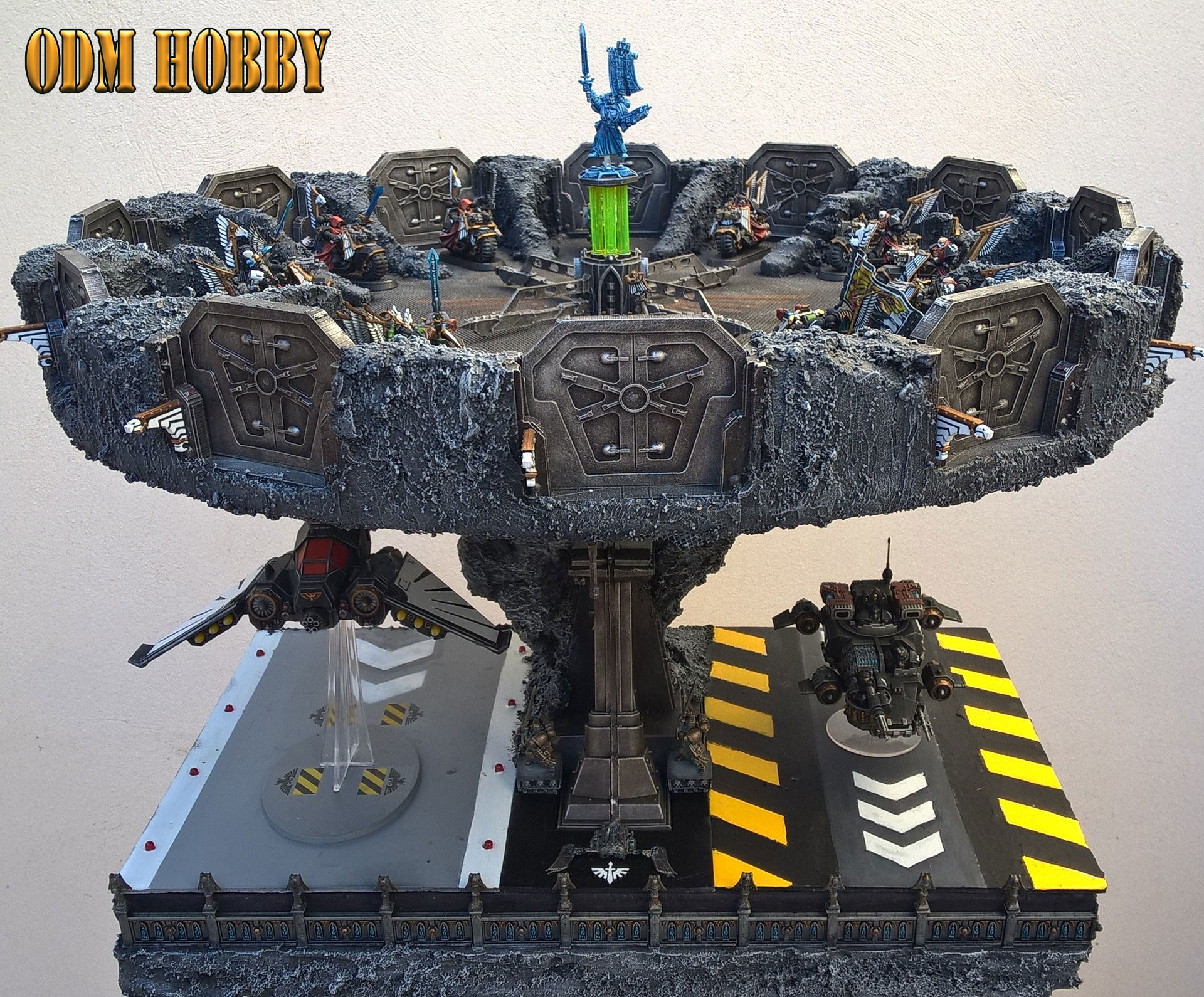 Pieces Detachees Store Banne Roche Dark Angels Roc Armies On Parade 2015 Odmhobby