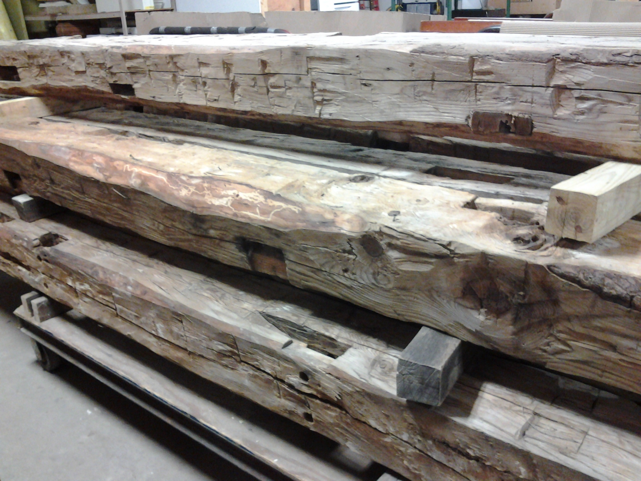 Fireplace Beams Hand Hewn Rough Sawn Barn Beams Out Of Stock Odom Reuse