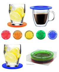 CRYSTAL Drink Coaster - The best and trusted Premium Gifts ...