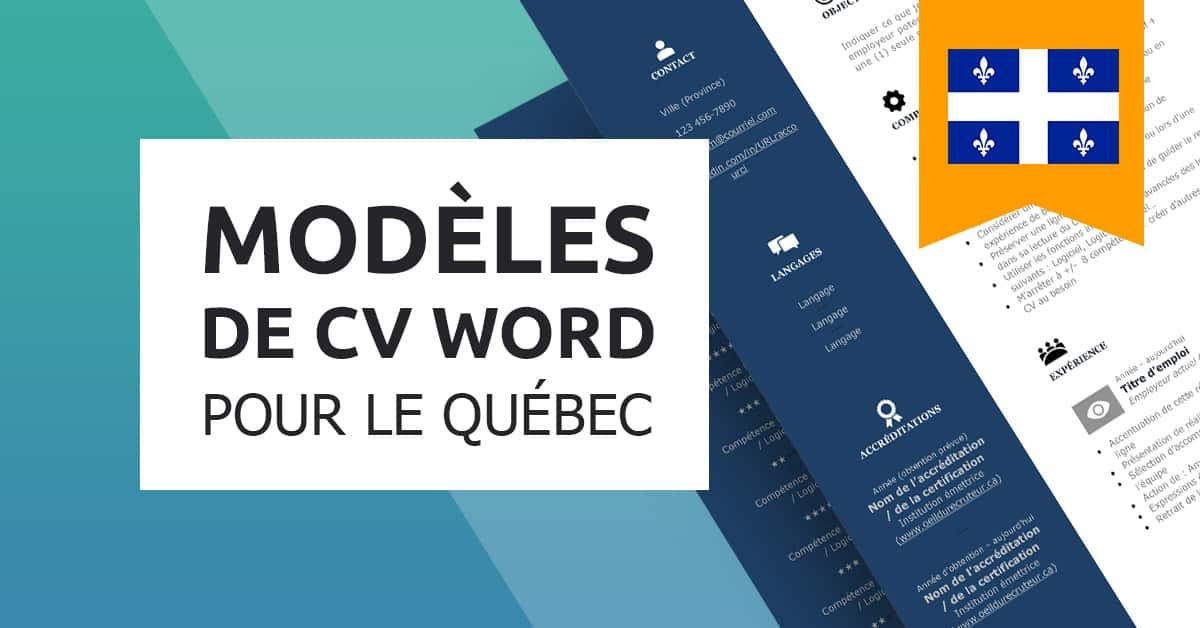 outils word pour cv