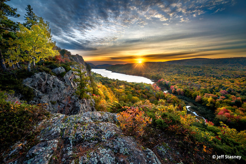 4k Fall Michigan Wallpaper Lake Of The Clouds ⋆ Outdoor Enthusiast Lifestyle Magazine
