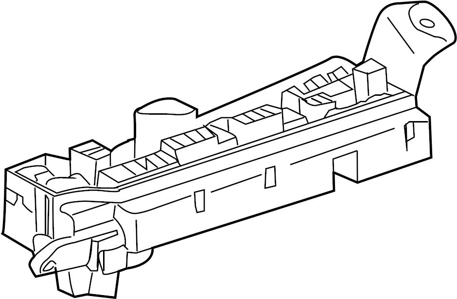 toyota matrix under hood fuse box