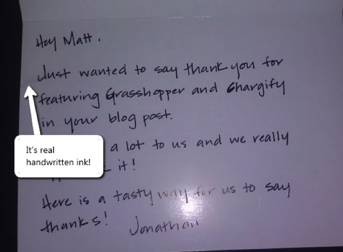 5 Handwritten Thank You Notes that Earned 5 Loyal Clients - professional thank you letter sample