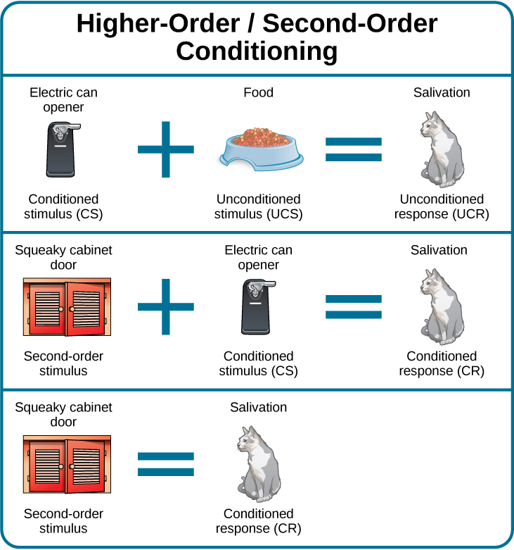 Psychology, Learning, Classical Conditioning OER Commons - examples of classical conditioning