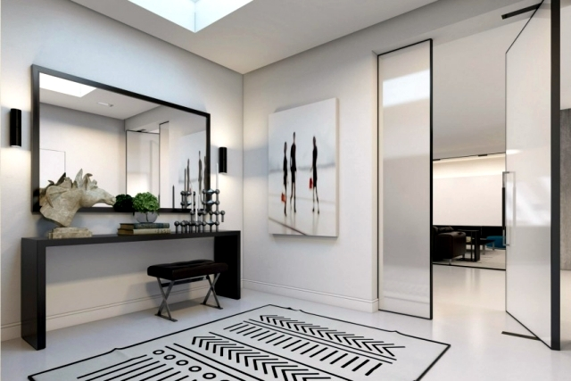 Interior Design Düsseldorf 3d Visualized Attic Studio In Düsseldorf By Ando ...