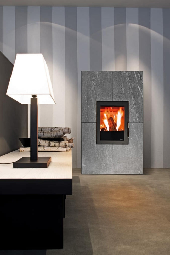 Pelletofen Modern Mcz Pellet Stove – High Efficiency, Proprietary Technology