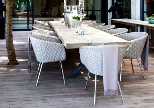 Italienische Designer Sessel Poly Rattan Garden Furniture On Trend – Cheap, Durable And