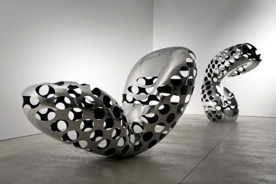 Unique Shaped Sofas Furniture Designer Ron Arad Bring Art And Creativity To