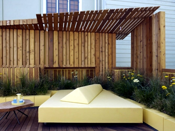 Bardage Exterieur Bois Castorama Screening Fence Or Garden Wall – 102 Ideas For Garden