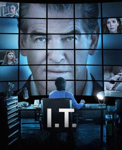 """Poster for the movie """"I.T."""""""