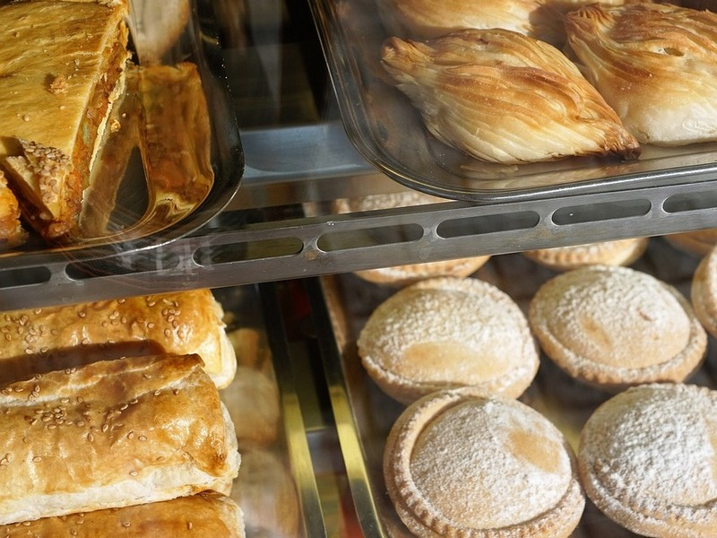 Valletta Food Tour pastries