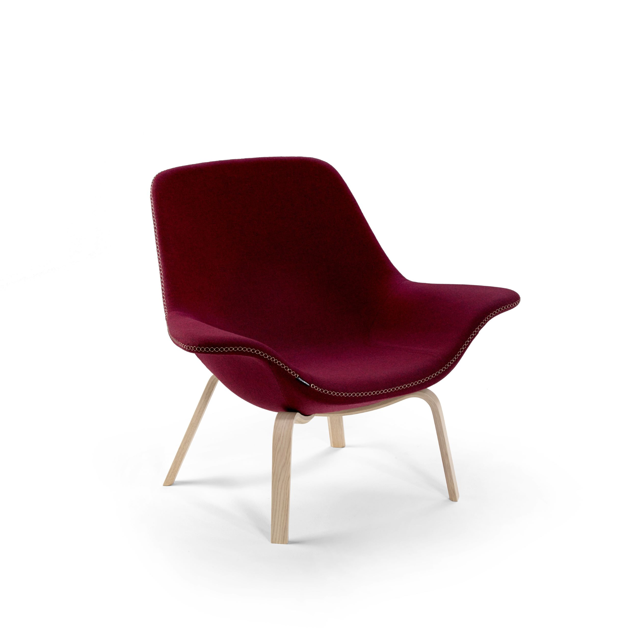 Tumblr Sessel Oyster Wood Low Easy Chair Design By Michael Sodeau Offecct