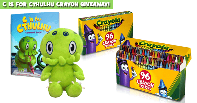 Enter To Win A New Box Of Crayons From The C Is For