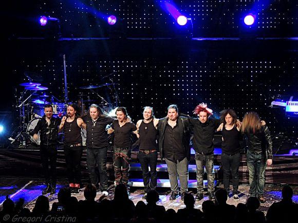 Raskasta Joulua live in Pori, Finland 12.13.2015