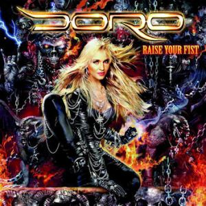 Doro-raise-your-fist