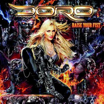 Doro-raise-your-fist