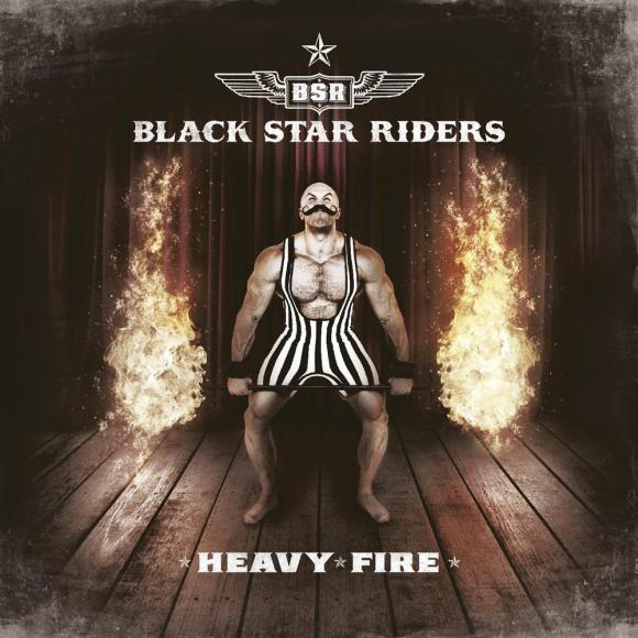 Black Star Riders – Heavy Fire