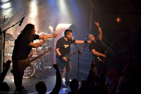 Diablo live at Bar Kino, Pori(Finland) 02.24.2017
