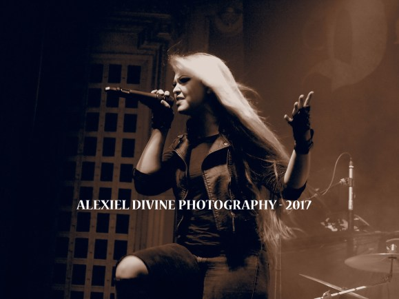 The Agonist Live in Chicago