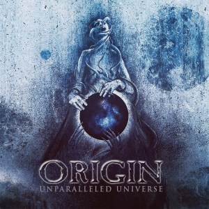 Origin - Unparalleled Universe - Artwork