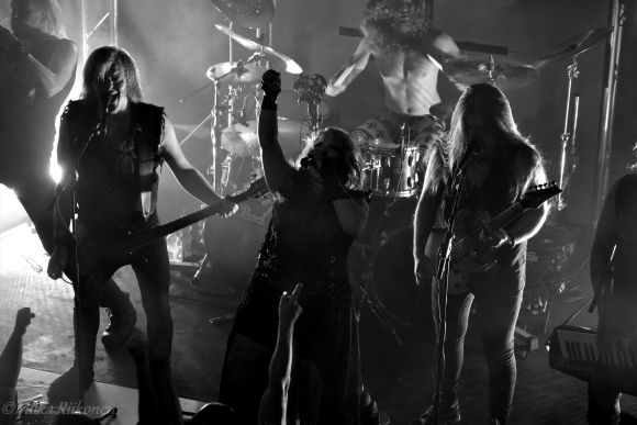 Battle Beast+Temple Balls live in Pori, Finland