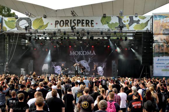 Porispere 2018, Pori(Finland)