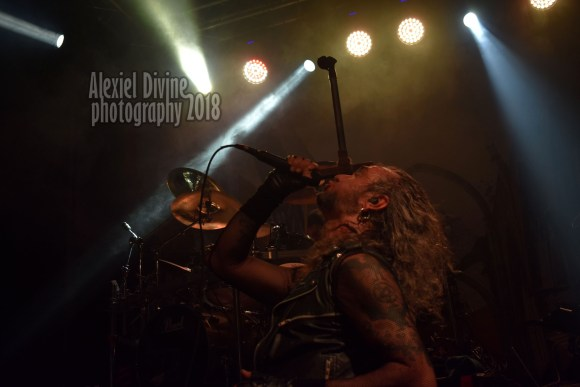 Moonspell Live at The Forge in Joliet