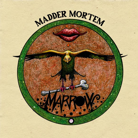 Madder Mortem – Marrow